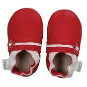 Bobux babyslofjes Red pretty paris