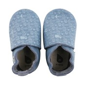 Bobux Babyslofjes Transport Blauw