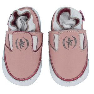 Oxxy Babyslofjes Loafers Roze