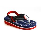 Trentino Slippers Maurizio Navy