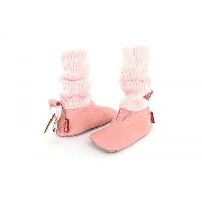 Shoesme Babyslofjes Babyproof Soft Roze