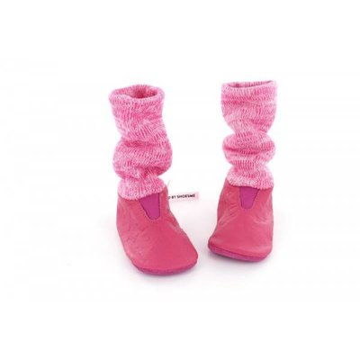 Shoesme Babyslofjes Babyproof Soft Fuchsia