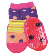 Ewers Anti-slip Sokken Stoppi Stripe & Dot - Ewers
