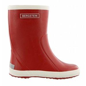 Bergstein regenlaars rood