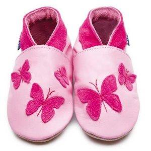 Inch Blue babyslofjes kaleidoscope baby pink shocking pink