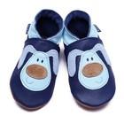 Inch Blue babyslofjes mucky puppy navy