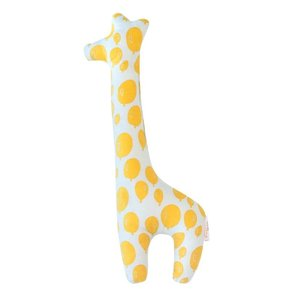 Trixie Baby rammelaar giraf Balloon Yellow