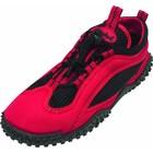Playshoes waterschoenen / surfschoenen rood