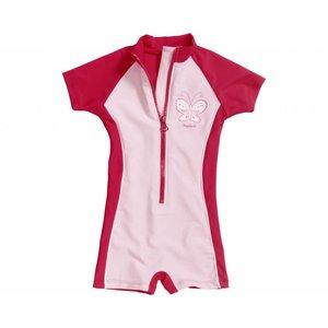 Playshoes swimsuit Basic roze