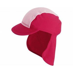 Playshoes UV petje Basic roze