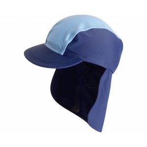 Playshoes UV petje Basic blauw