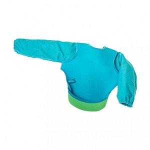 Bibetta mouwslab turquoise