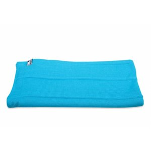 Baby's Only deken uni turquoise - SALE