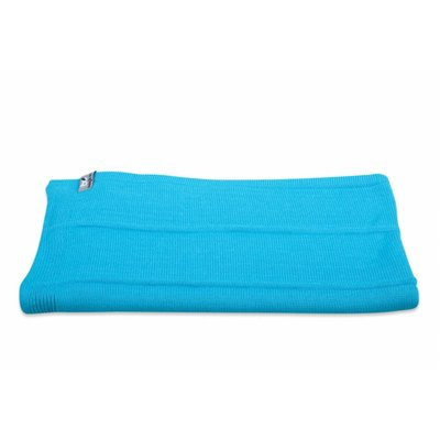 Baby's Only Baby`s Only deken uni turquoise