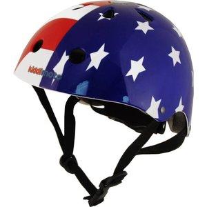 KiddiMoto helm USA Flag