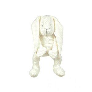 Baby's Only konijn stoer korrel Stone wit