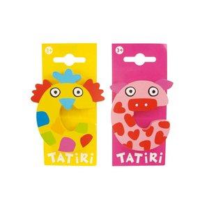 Tatiri houten letter C