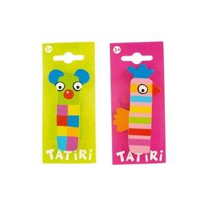 Tatiri houten letter I
