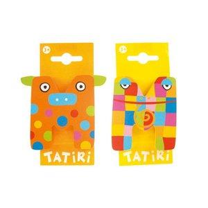 Tatiri houten letter M