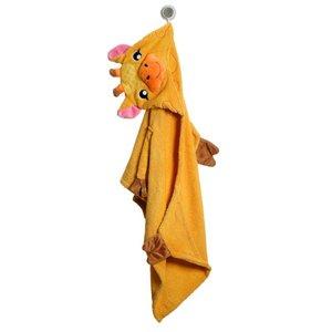 Zoocchini kids badcape Jaime the Giraffe