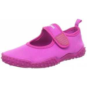 Playshoes waterschoenen open fuchsia