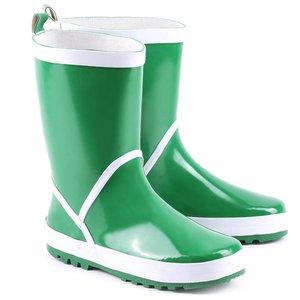 Playshoes regenlaarzen uni groen