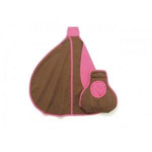 KipKep Feedi voedingsdoek heavy brown
