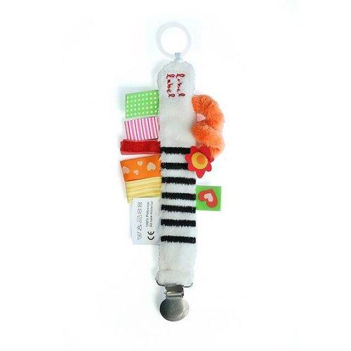 label label speenketting zebra handige label label speenketting in de