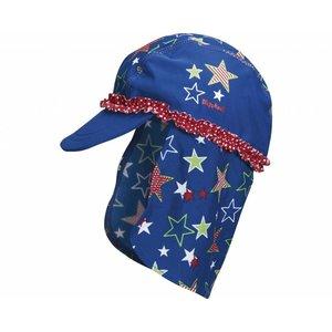 Playshoes zwemcap sterren blauw
