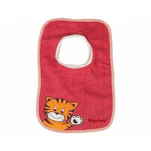 Playshoes slab rood tijger