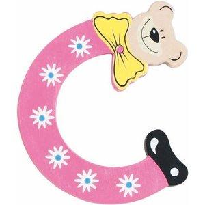 Playshoes houten letter C