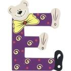 Playshoes houten letter E