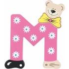 Playshoes houten letter M