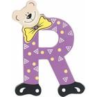 Playshoes houten letter R