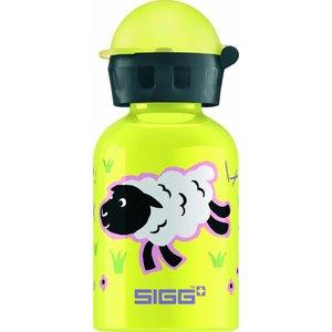 Sigg drinkbeker boerderijschaap geel (0,3l)