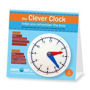 Poppedop CleverClock