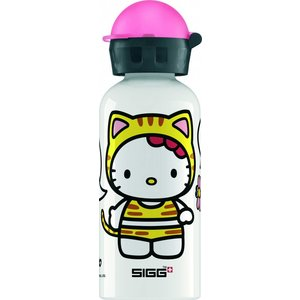 Sigg drinkbeker hello kitty tijger wit (0,4l)