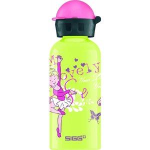 Sigg drinkbeker ballerina geelgroen (0,4l)