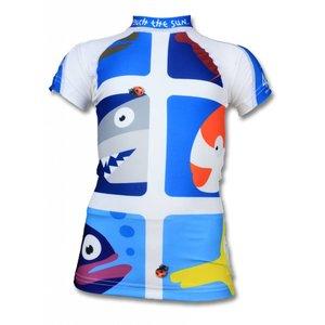 4BB2 UV swimshirt Princess of Sea