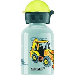 Sigg drinkbeker wegenwerken grijs (0.3l)