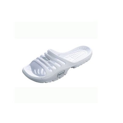 Beco beachslippers wit
