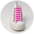Shoeps elastische veters fuchsia