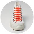 Shoeps elastische veters oranje