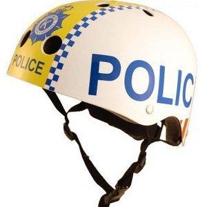 KiddiMoto Helm Police