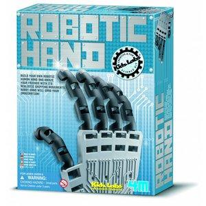 4M KidzLabs Science in action maak je robot hand