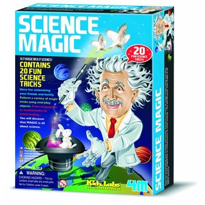 4M KidzLabs Science magic science