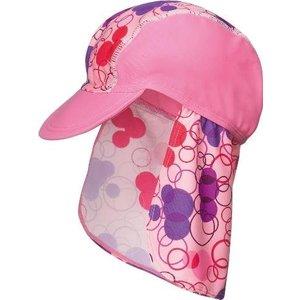 Playshoes zwemcap roze rondjes