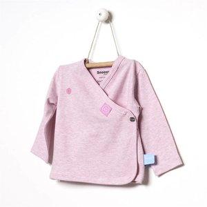 Snoozebaby cardigan pink melange