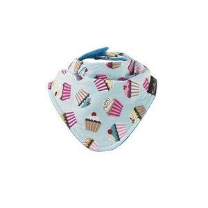 Mum2Mum fashion bandana cupcakes koningsblauw
