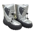 Snow Fun snowboots zilver - SALE